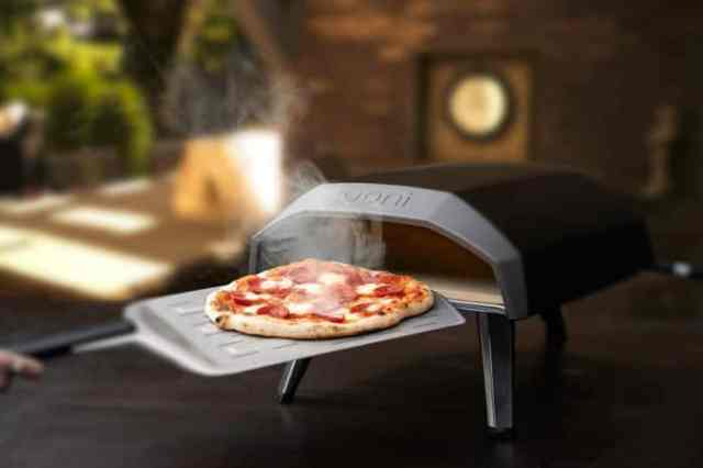 Ooni Koda portable pizza maker