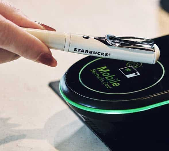 Starbucks Touch Pen