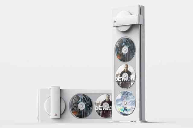 The Playstation x CD player