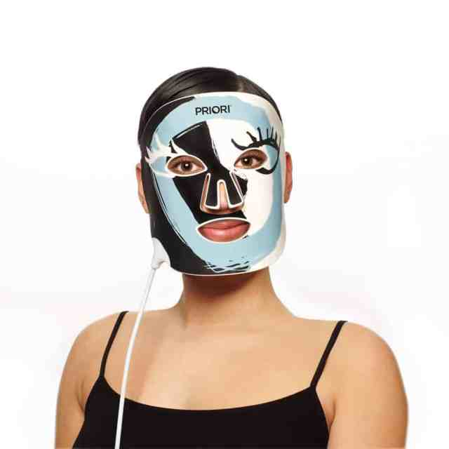 Flexible anti-ageing mask