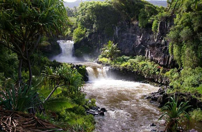 Seven Sacred Pools The Most Popular Attraction In East