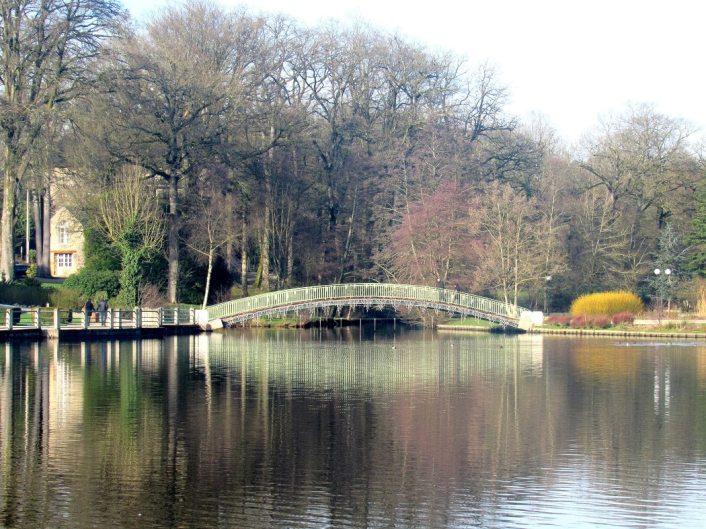 pont bagnoles de l'orne