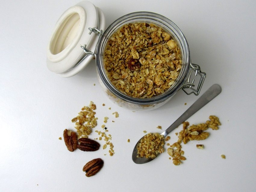 granola maison onlylaurie