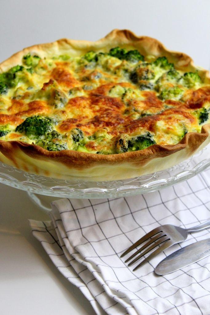 tarte-brocolis-et-saumon