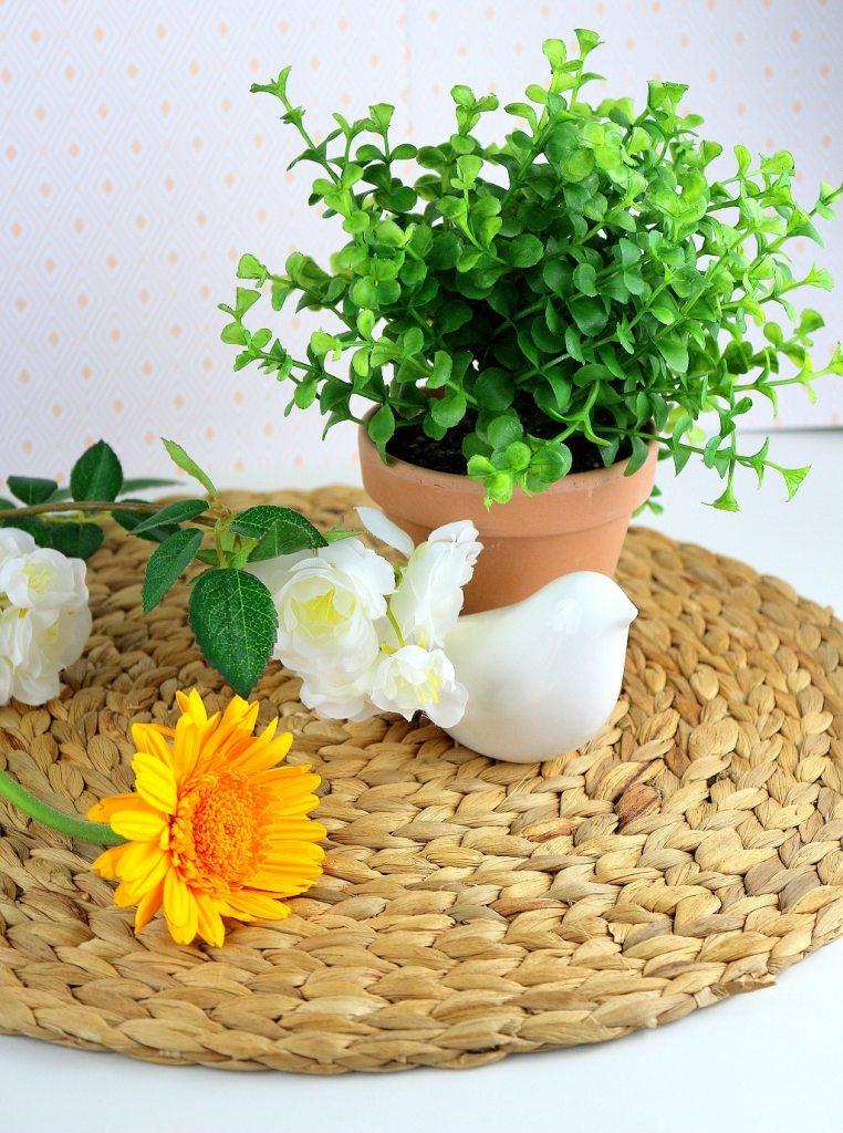 décoration printemps - only laurie