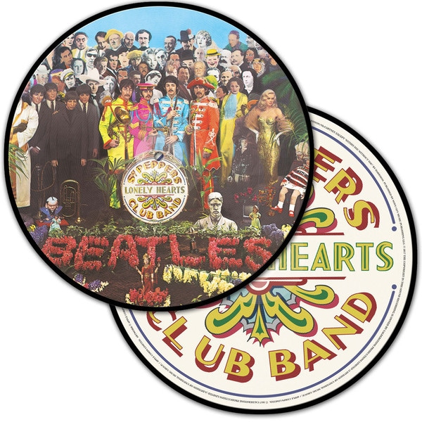 The Beatles – Sgt. Pepper's Lonely Hearts Club Band