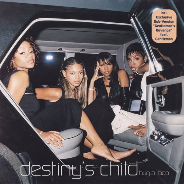 Destiny's Child ‎– Bug A Boo