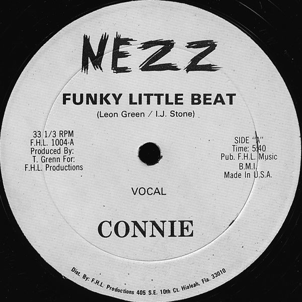 Connie – Funky Little Beat
