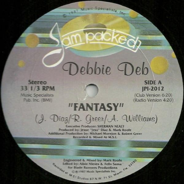 Debbie Deb – Fantasy
