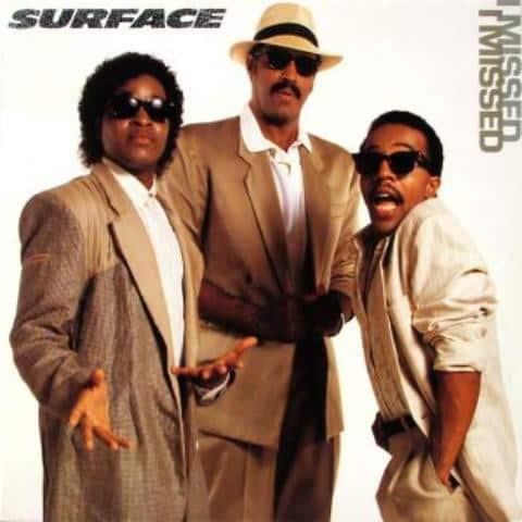 Surface – I Missed