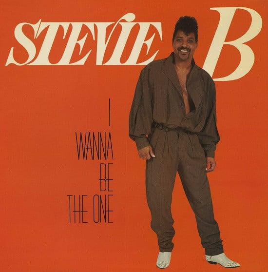 Stevie B - I Wanna Be The One