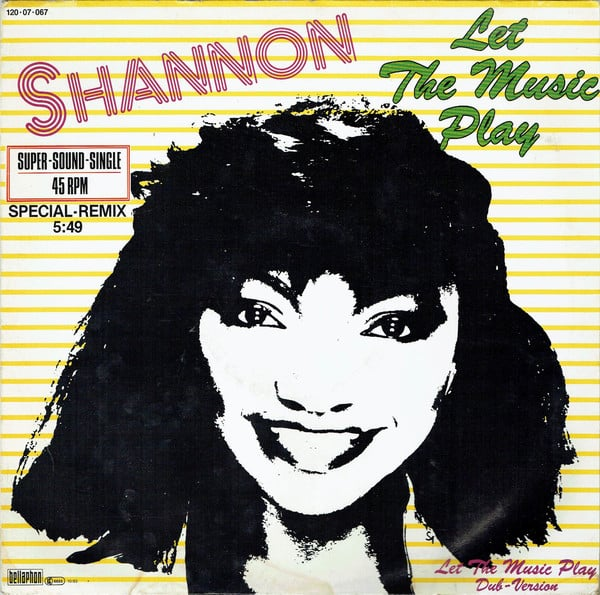 Shannon – Let The Music Play (Special-Remix)