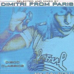 Dimitri From Paris ‎- My Salsoul (Disco Classics)