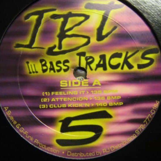 Suave & G-Funk - IBT: Ill Bass Tracks 5