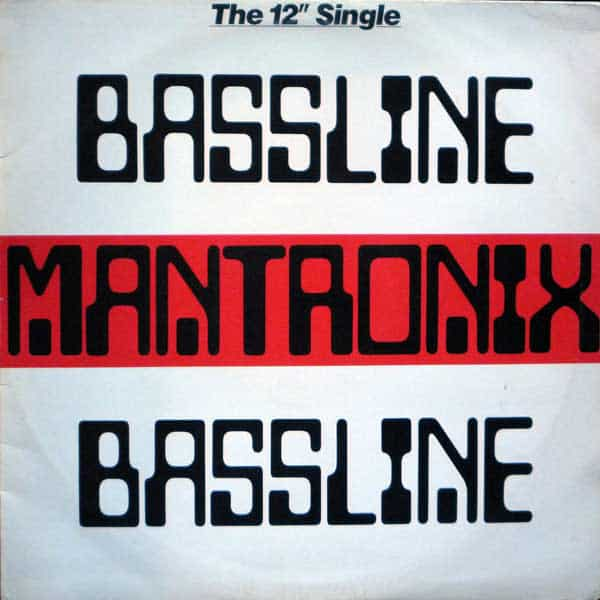Mantronix ‎- Bassline