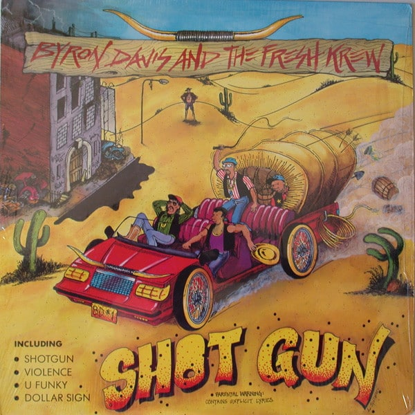 Byron Davis And The Fresh Krew – Shotgun