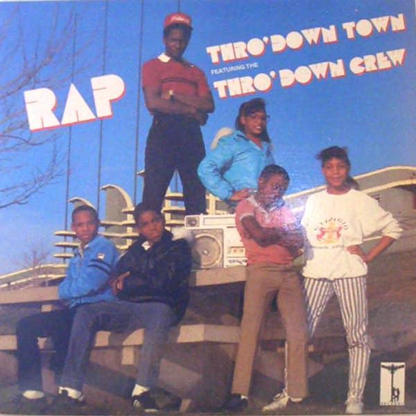 Thro' Down Crew - Thro' Down Town