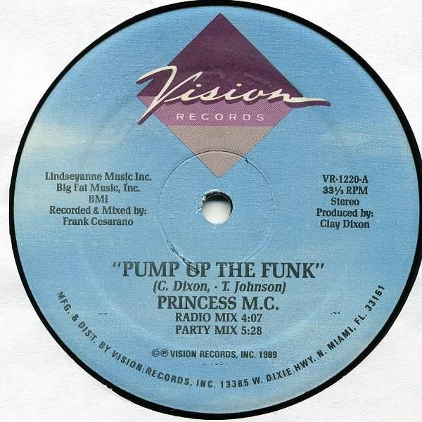 Princess M.C. - Pump Up The Funk