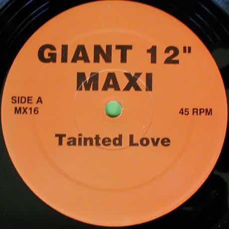 Impedance / Crystal Waters – Tainted Love / Makin' Happy (Hurley's Happy House Mix)