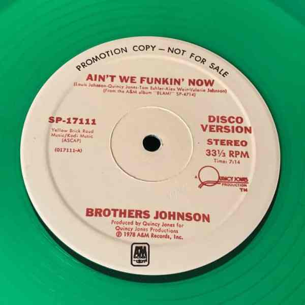 The Brothers Johnson – Stomp!