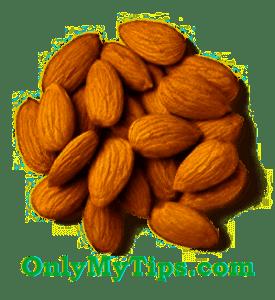 Badam, Almonds, बादाम (Almond)