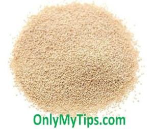 Post, khaskhas, खसखस (Poppy Seed)