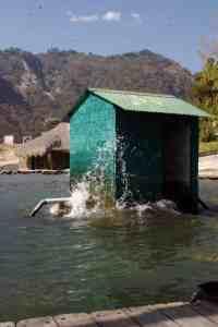 Panajachel Rising Water