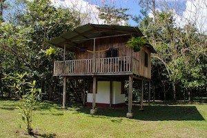 Lodge at Finca Ixobel