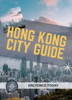Hong Kong City Guide