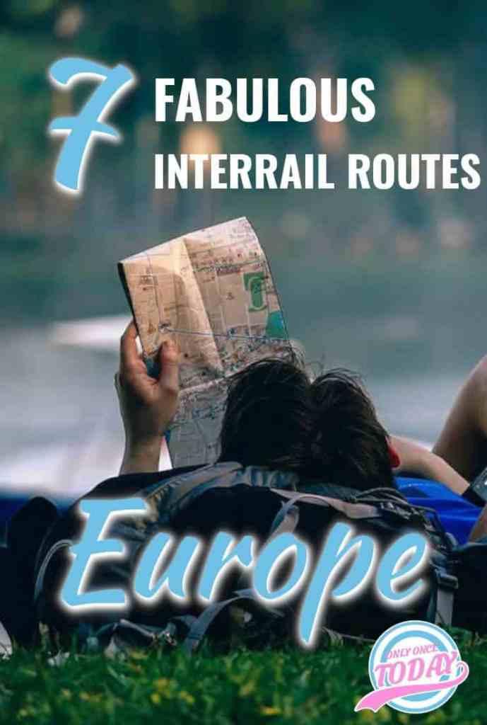 Interrail Routes - Interrail itinerary