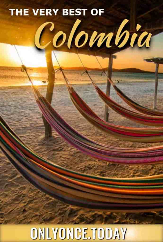 Colombia places to visit