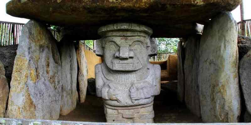Alto de Los Idoles - San Agustin