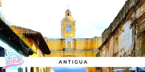Antigua city trip