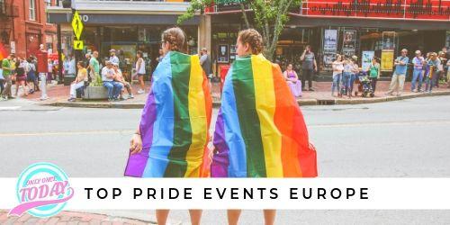 Pride events Europe