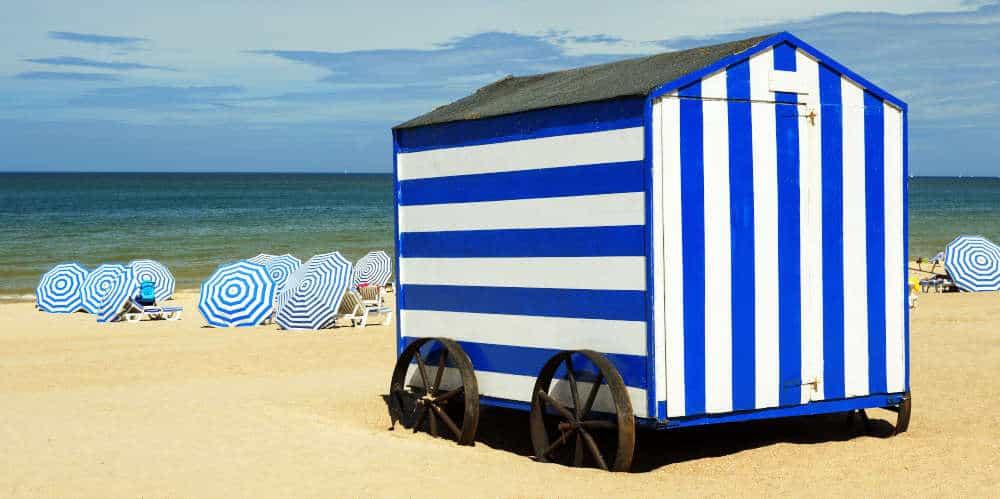 Best Beaches in Belgium De Panne