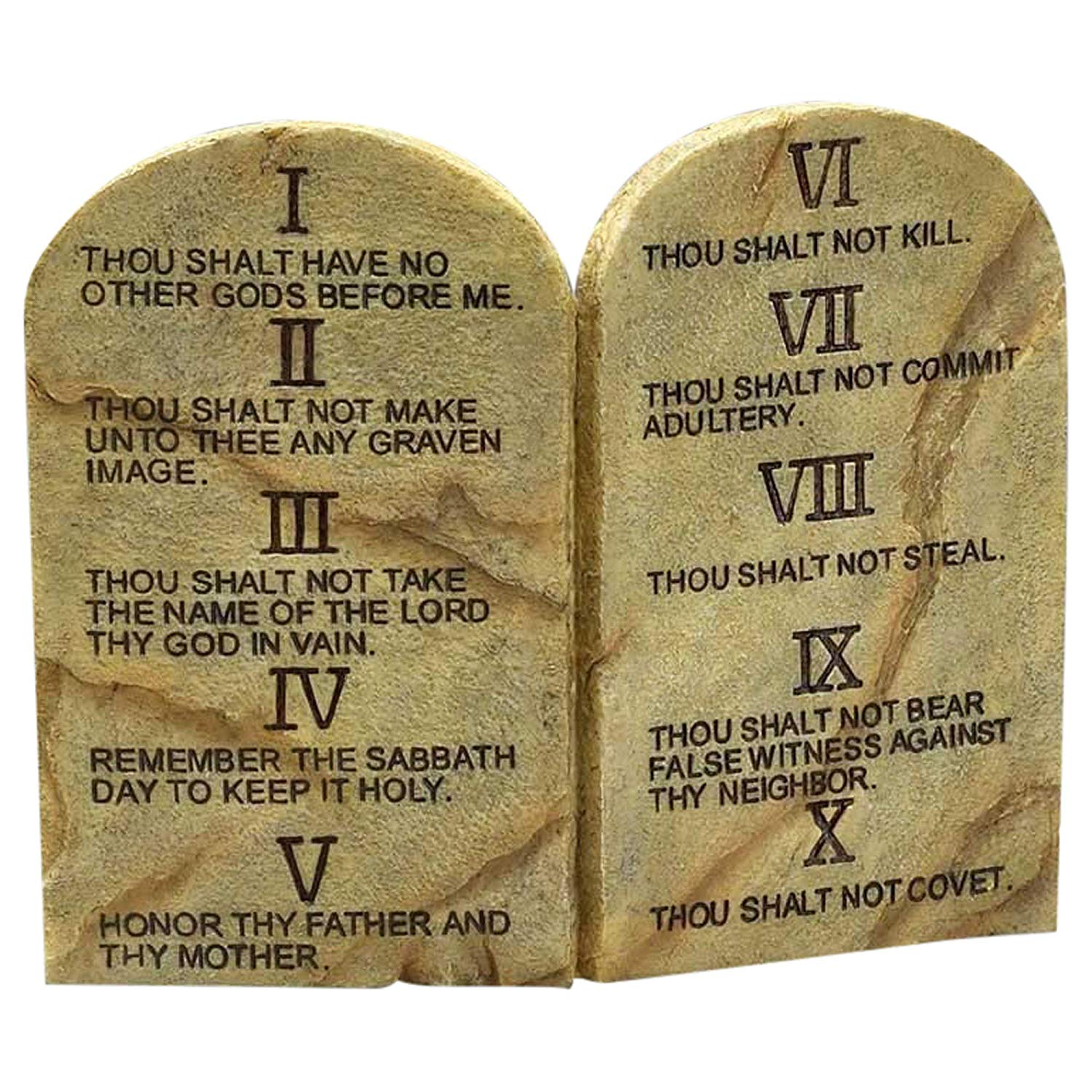 Facts About The Ten Commandments