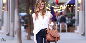 15 Cool Ways to Style Your white shirt