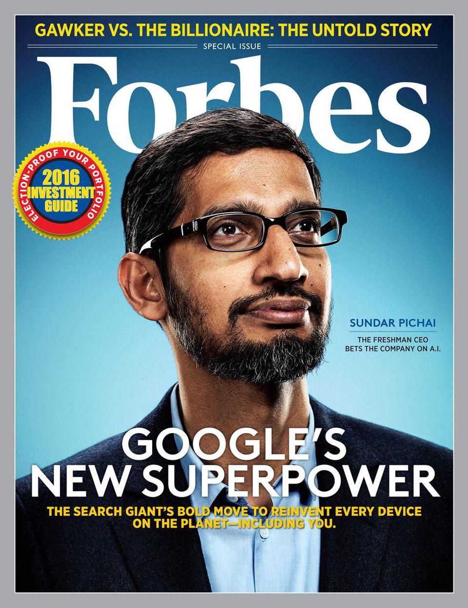 Journey Of Sunder Pichai from IIT Bombay to Google!