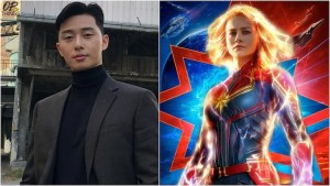South Korean star Park Seo Joon to join Brie Larson in The Marvels!