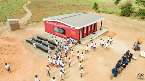 World's first 3D-printed school opens in Africa!