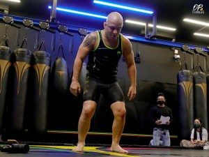 MMA Fighter Smashes World Burpee Record with 951 Burpees in an Hour!