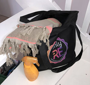 sac de plage Only Ré, service de livraison sur l'île de Ré