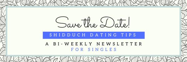 shidduch dating guide