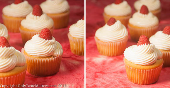 #Lemon Raspberry #Cupcakes with #WhiteChocolate #Buttercream Frosting. This #frosting is to die for!
