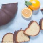 Meyer Lemon Bundt Cake with Chocolate Rum Icing