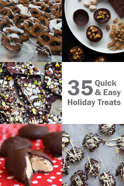 Looking for a Quick and Easy Holiday Treat? We've got you covered.