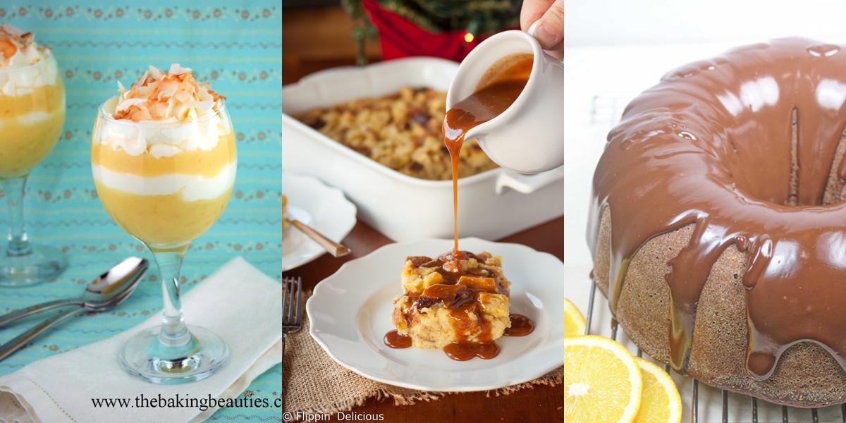 25 Gluten-Free Boozy Desserts