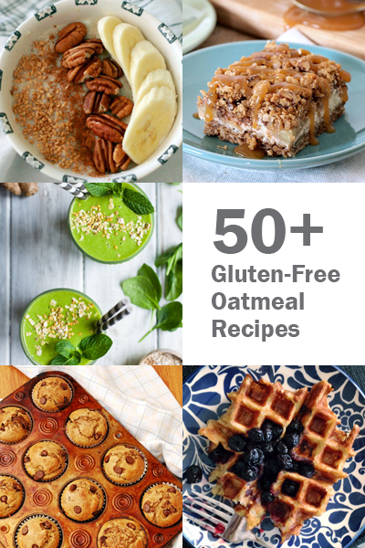 50+ Gluten-Free Oatmeal Recipes | Only Taste Matters