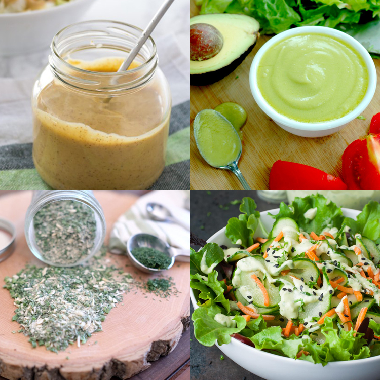 15 Paleo Salad Dressings | Only Taste Matters