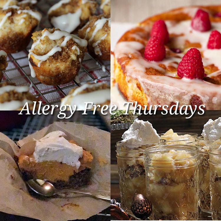 Allergy-Free Thursdays: A Weekly Healthy Living Linky Party